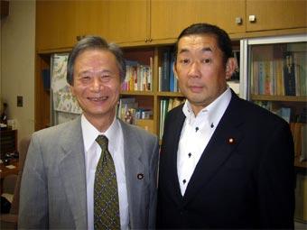 江田五月|活動日誌|2009年9月24日