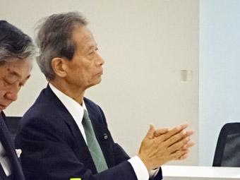 常任幹事会 - 全景 同 - 最高顧問 15時半から1時間、NPO議員... 江田五月|活動日誌