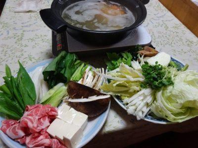 二人江田鍋
