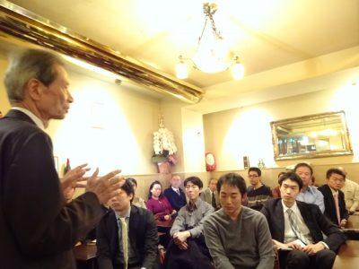 「志塾」で講演