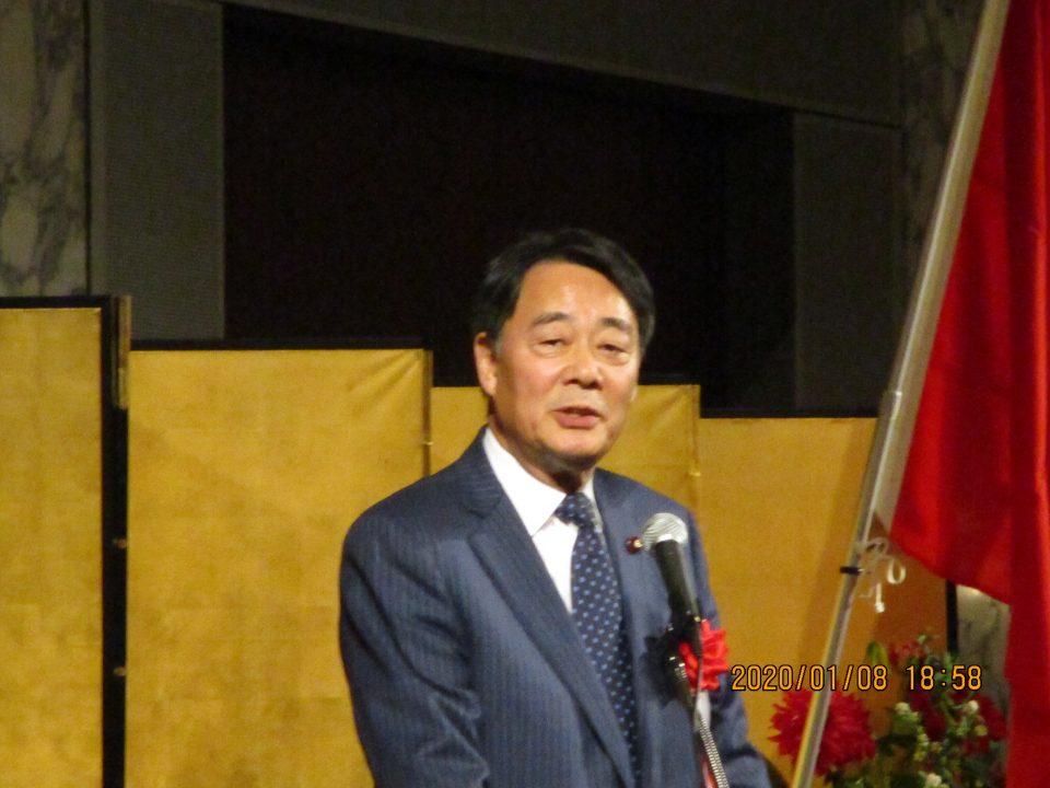 海江田副会長